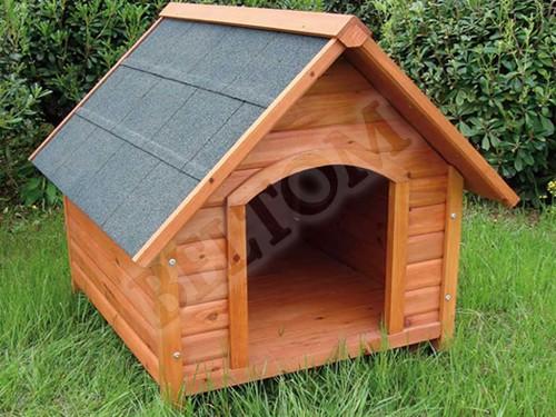 Cuccia small in legno per cane cani di taglia piccola for Piccola casetta in legno
