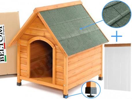 Cuccia per Cane in legno