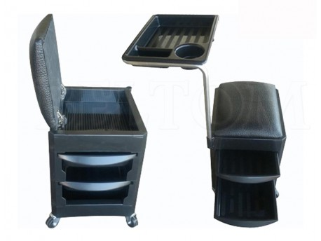 Pedicure Manicure Chair Trolley