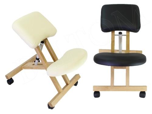 Silla ergonómica y Ortopédicos