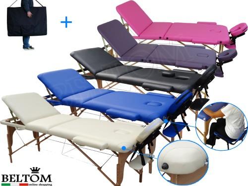 Lettino massaggio 3 Zone Classico