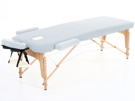 Cotton cover set for massage table 195 x 70 cm.