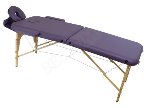 Massage Table 2 section - Lightweight