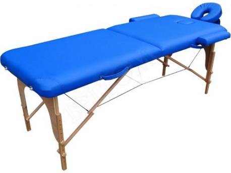 Lettino massaggio 2 Zone Leggero