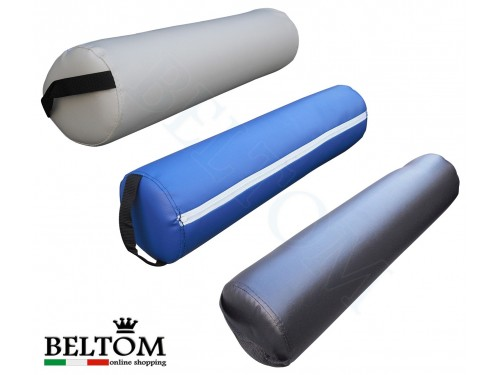 Cylindrical cushion pillow tube full round for massage table
